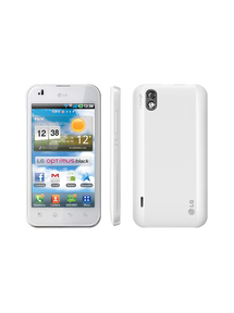 LG Optimus Black (White version)